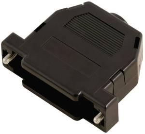 D-SUB doboz pólusszám: 15 műanyag 180 ° Fekete MH Connectors 2360-0101-02 1 db MH Connectors