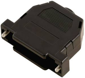 D-SUB doboz pólusszám: 9 műanyag 180 ° Fekete MH Connectors 2360-0101-01 1 db MH Connectors