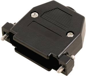 D-SUB doboz pólusszám: 9 műanyag 180 ° Fekete MH Connectors 2360-0102-01 1 db MH Connectors