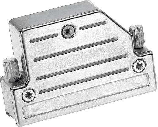 D-SUB doboz pólusszám: 15 fém 45 ° Ezüst Provertha 4715DC25001 1 db