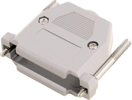 D-SUB doboz pólusszám: 25 műanyag 180 ° Szürke MH Connectors 2360-0102-33 1 db