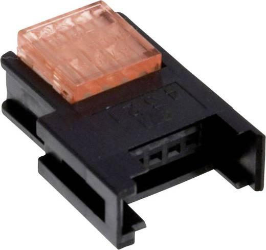 MiniClamp csatlakozó alj, 4 pólusú, AWG 24-26 piros