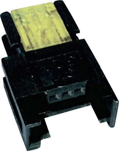 MiniClamp csatlakozó alj, 4 pólusú, AWG 24-26 sárga