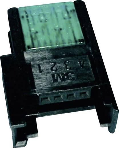 MiniClamp csatlakozó alj, 4 pólusú, AWG 20-22 zöld