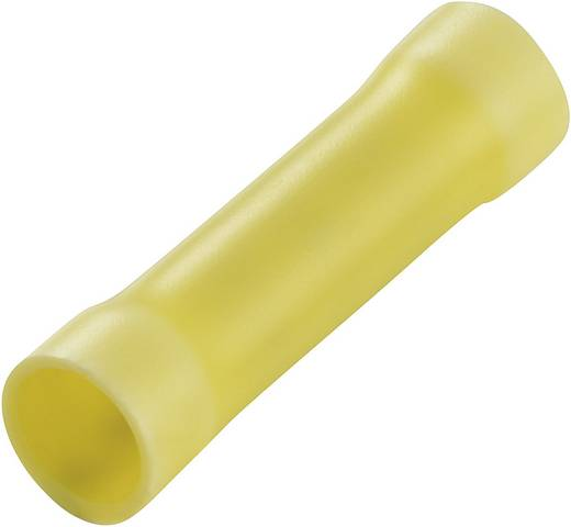 Krimpelhető vezeték összekötő 2,602 mm², szigetelt, sárga, TE Connectivity 34072