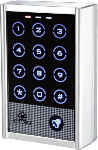 Időjárásálló, érintőképernyős kódzár, IP65 Conrad 751402