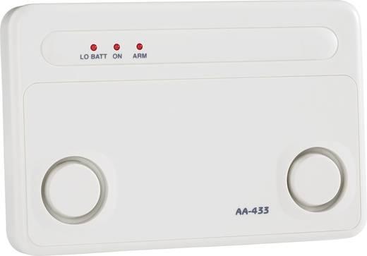 Conrad vezeték nélküli kültéri sziréna 433,92 MHz