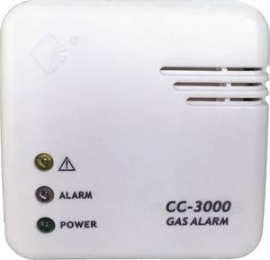 Gázjelző, Bután, Metán, Propán gáz riasztó  Cordes CC-3000 Cordes Haussicherheit