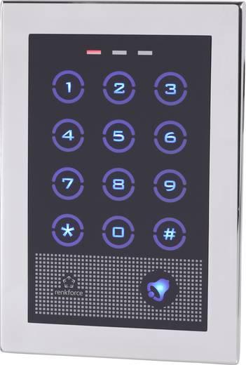Időjárásálló, érintőképernyős kódzár, IP65 Conrad 751905