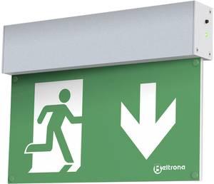 Beltrona MEXM7.25.03 Menekülési útvonal vészvilágítás Mennyezetre történő szerelés Beltrona