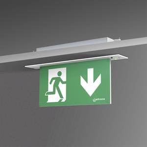 Beltrona MEXM7.25.06 Menekülési útvonal vészvilágítás Mennyezetre történő szerelés Beltrona