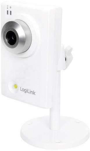 HD-s IP, LAN kamera, beltéri 1,3 Mpx felbontású LogiLink WC0020