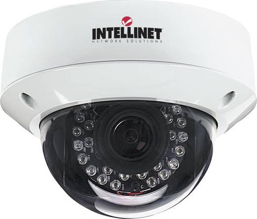 Vezeték nélküli, infra LED-es LAN dómkamera 1280 x 720 Pixel Intellinet IDC-757IR
