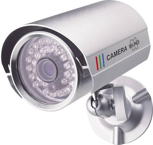 4 csatornás vezeték nélküli kamerás távfelügyeleti készlet, ELRO DVR74S