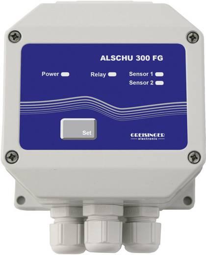 2 csatornás vízérzékelő (érzékelő nélkül) Greisinger ALSCHU 300 FG
