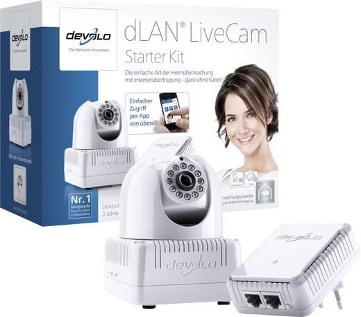 dLAN LiveCam kezdő készlet