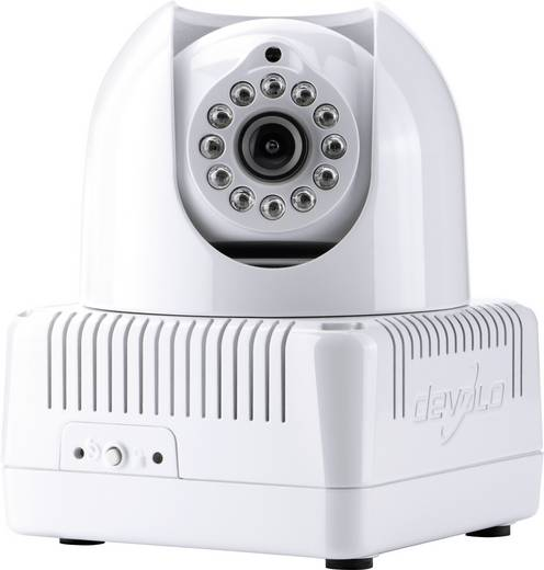 Beltéri megfigyelő kamera 640 x 480 pixel, Devolo dLAN LiveCam 1970