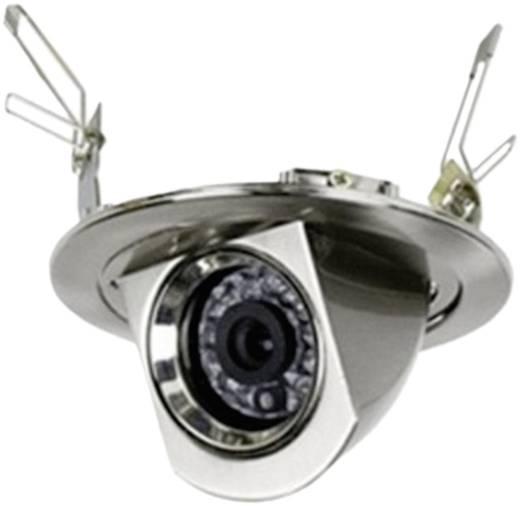 Álcázott kamera LED-es fényszóró kinézetű 540 TVL 795 x 596 pixel 3,6 mm DP 510 H