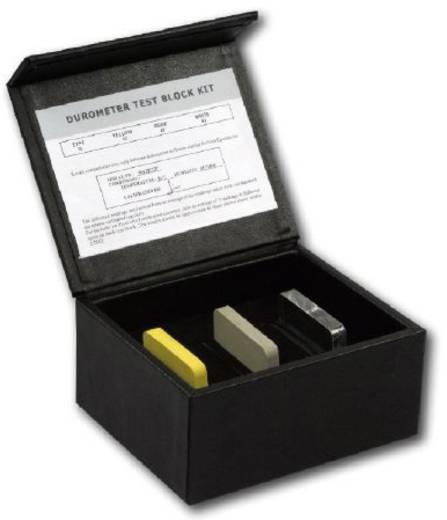 Kalibráló lemez SAUTER HB és SAUTER HD keménységvizsgáló készülékekhez, 3 db, Sauter AHBD-01