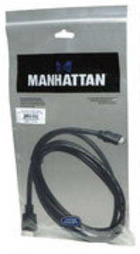 HDMI kábel [1x HDMI dugó 1x HDMI mini C dugó] 1.8 m fekete Manhattan 756590