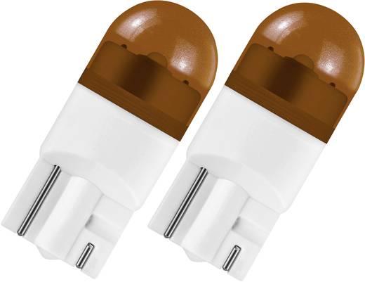 OSRAM LED Retrofit lámpa a kocsi belső terébe WY5W W2.1x9.5d Narancs (Ø x H) 10 mm x 27 mm