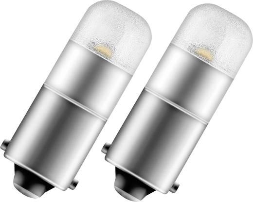 OSRAM LED Retrofit lámpa a kocsi belső terébe T4 BA9s Fehér (Ø x H) 9 mm x 27 mm