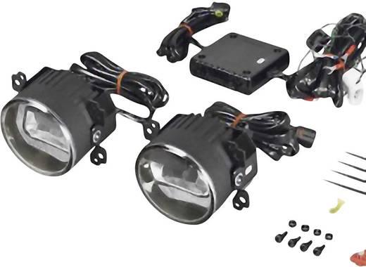 Autós nappali világítás 12/24V, Ø 90 x 97 mm, Osram LEDriving FOG+ DRL