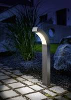 Esotec Line 105191 LED-es kültéri lámpatest 4.5 W N/A Antracit Esotec
