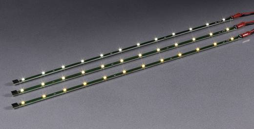 LED csík 12 V/DC 330 mm Hidegfehér 6000 K Conrad H033L6.0kKCctc
