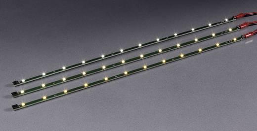 LED csík 12 V/DC 330 mm Neutrális fehér 4000 K Conrad H033L4.0kCctc