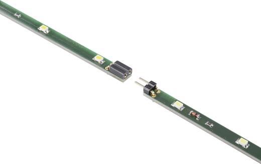 LED csík 12 V/DC 330 mm Hidegfehér 6000 K Tru Components H033L6.0kKCctc