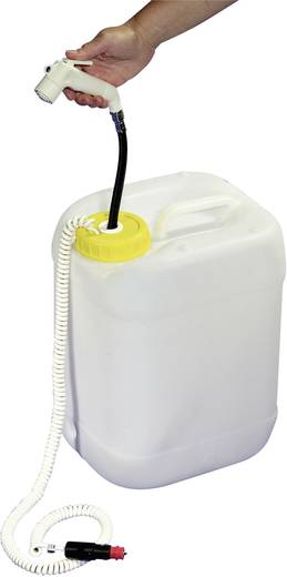 Hordozható zuhany, mobil zuhanyozó, 20 l, 24V, Comet Mobil 8630.06.2020