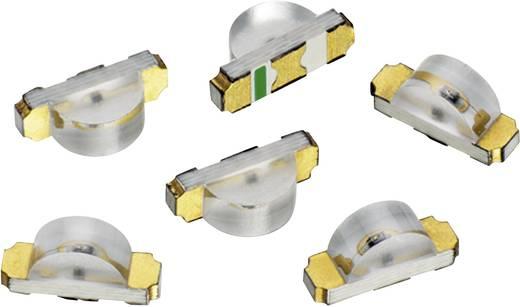 SMD LED 1204 Világoszöld 50 mcd 120 ° 25 mA 2 V Würth Elektronik 155124VS73200
