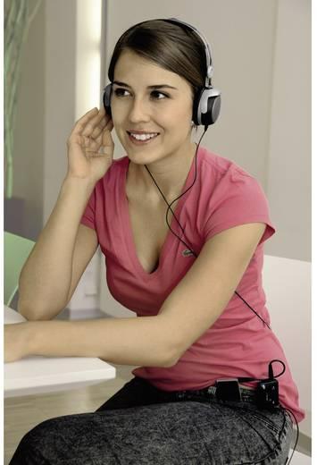 Fejhallgató erősítő Hama HA201