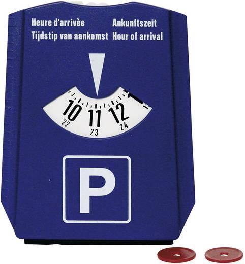 Jágkaparó parkolókoronggal és bevásárlókocsi chippel DINO