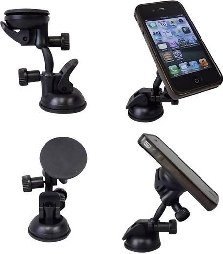 Renkforce IGSC-1266, Univerzális autós tartó okostelefonhoz, tablethez és navigációhoz