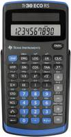 Iskolai számológép, TI-30 eco RS Texas Instruments 30RS/TBL/5E1/A (30RS/TBL/5E1/A) Texas Instruments