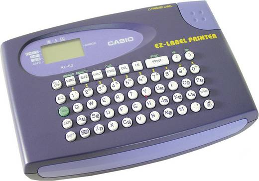 Feliratozó CASIO KL-60-EH
