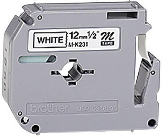 Feliratozó szalag M-K231 Brother P-touch