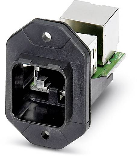 Panel mounting frames VS-PPC-F1-RJ45-POBK-1RF-BU/BU 1404760 Phoenix Contact