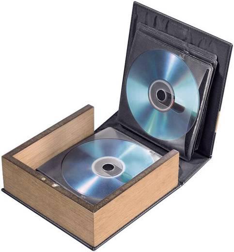Fotóalbum formájú CD/DVD mappa 28 db-hoz