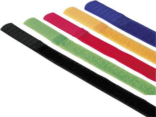 Tépőzáras szalagok, 215 mm, színes, Hama