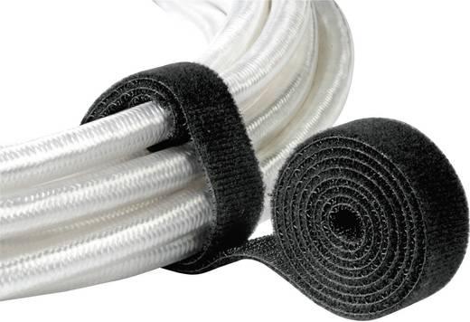 Kábelkötegelő tépőzár, univerzális, fekete, Hama