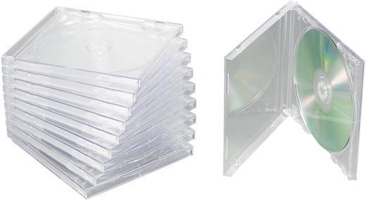 Stabil CD tartó Átlátszó 1 CD