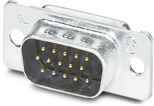 D-SUB tűs kapocsléc 180 ° pólusszám: 15 Phoenix Contact VS-09-ST-DSUB-HD-EG 10 db