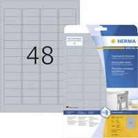 Etikettek, A4, 45,7 x 21,2 mm, 1200 db, Herma 4221 (4221) Herma