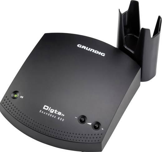 Hangrögzítő, USB-vel, szoftverrel, Grundig Digta Soundbox 830