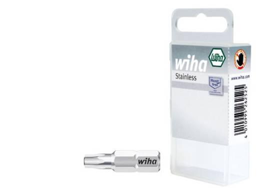 TORX® bitek 25 mm, műanyag dobozban Wiha 34494