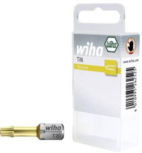 TORX® bitek 25 mm, műanyag dobozban Wiha 34747