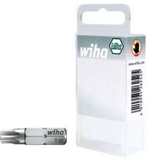 TORX® bitek 25 mm, műanyag dobozban Wiha 36288